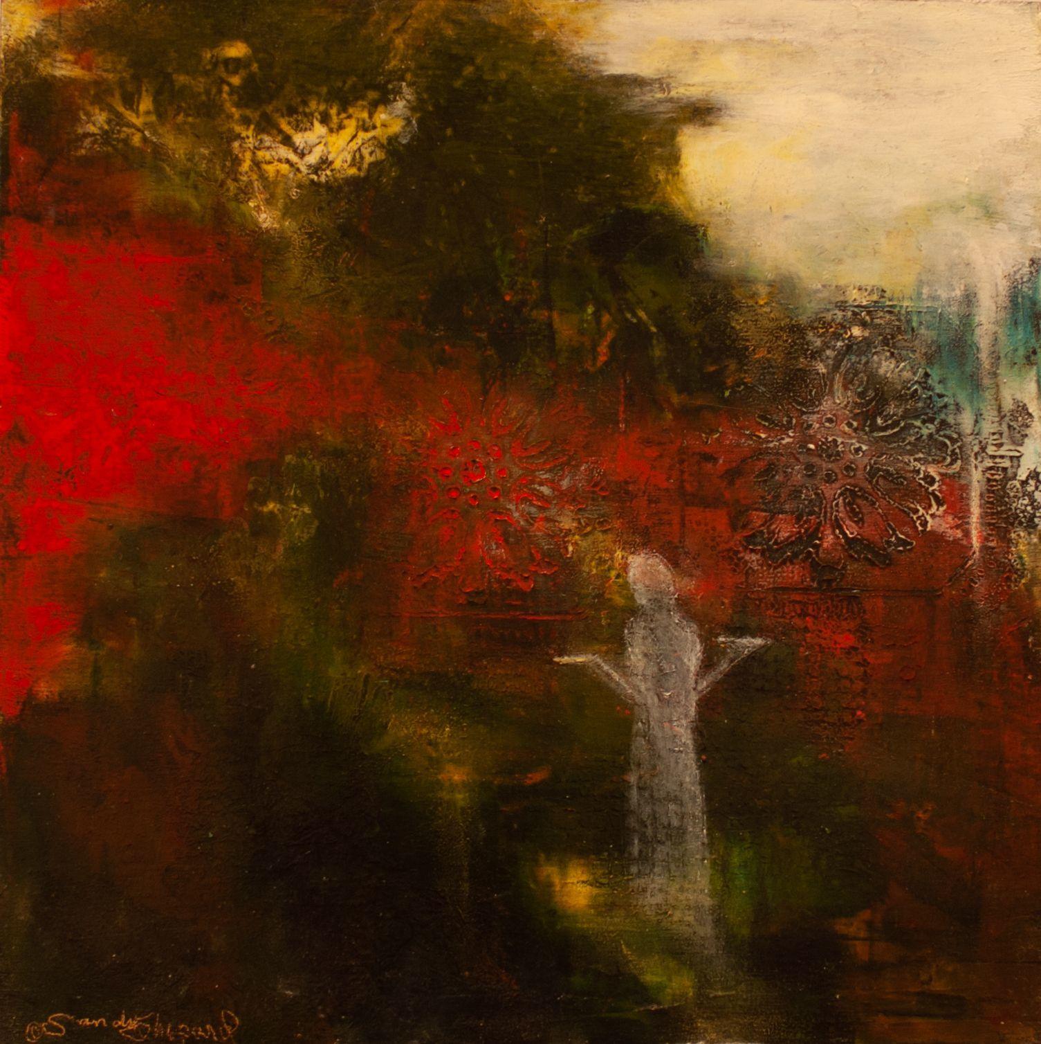 "Sandy Shepard - ""Garden of Good and Evil"""