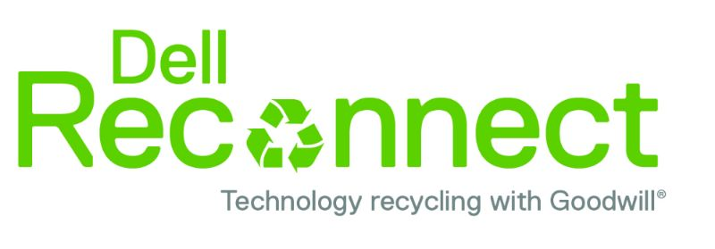 Dell Reconnect. Technology recycling with Goodwill.