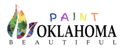 PAINT OKLAHOMA BEAUTIFUL