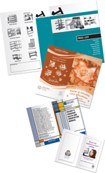 ArtisOne booklets and catalogs
