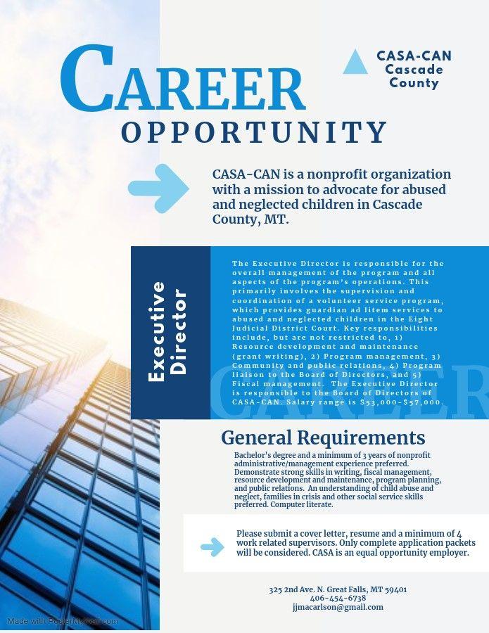 CASA Employment