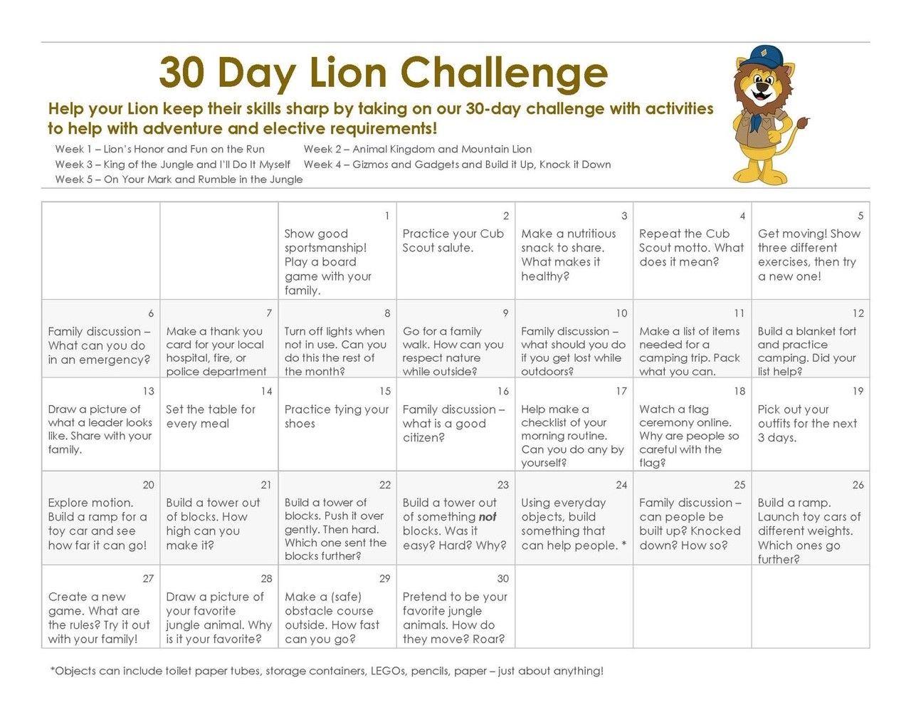 Lion (Kindergarten)
