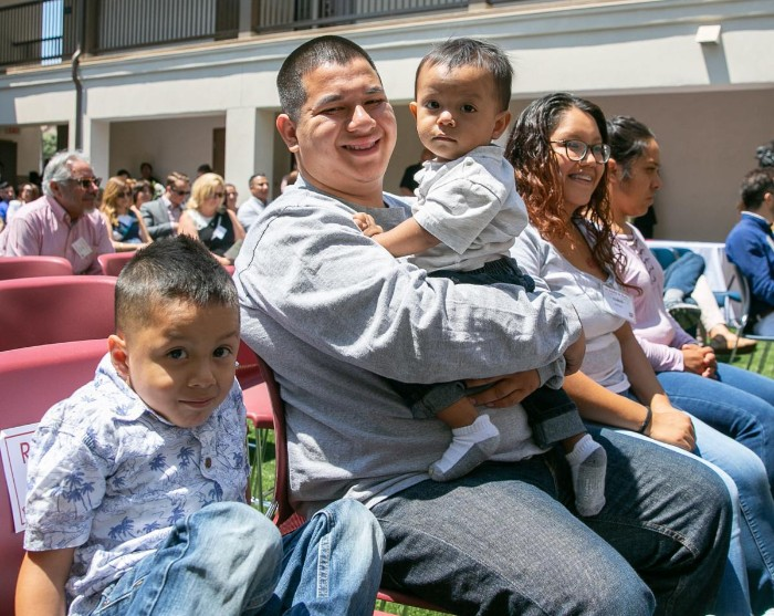 Three-story affordable farmworker housing development celebrates grand opening in Santa Maria