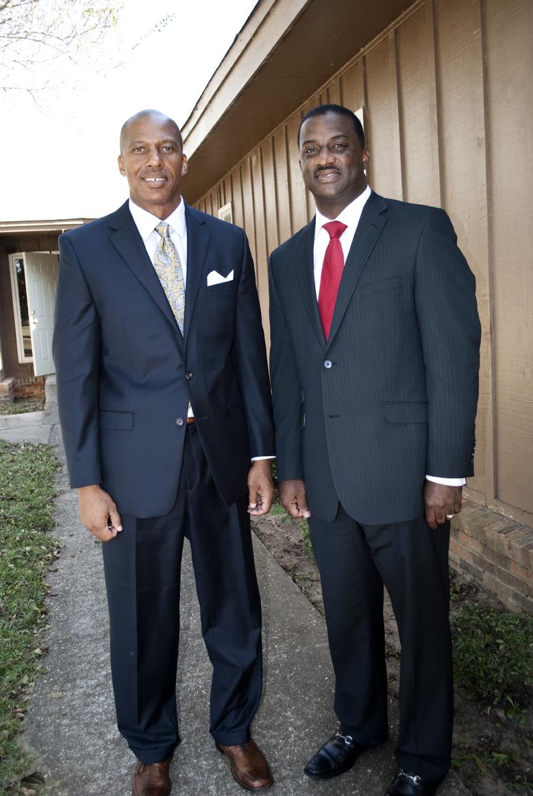 Anthony McCall & Rafael Richardson