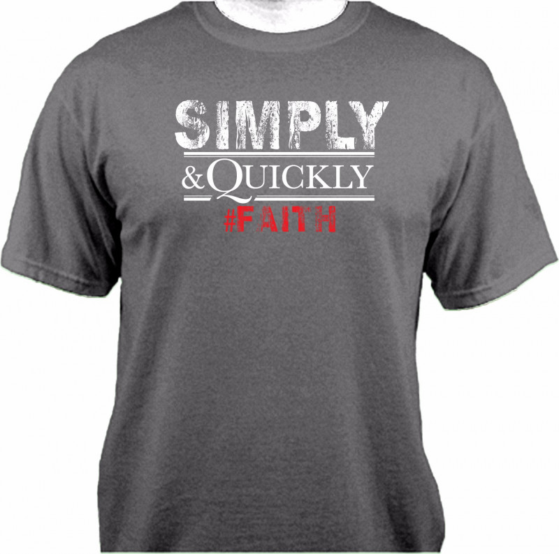 Simply & Quickly - Gray