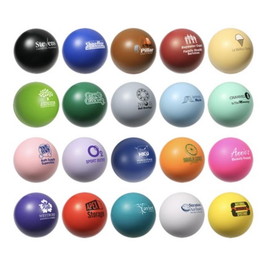 Stress Ball (Purple)