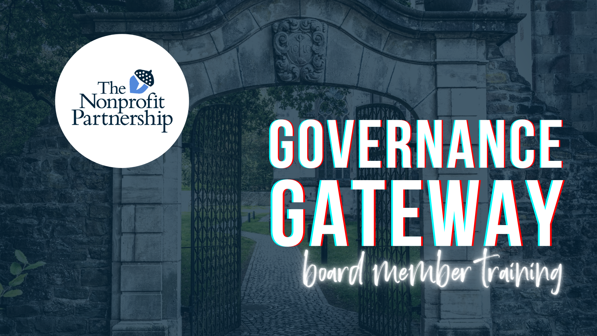 [Zoom Training] Governance Gateway
