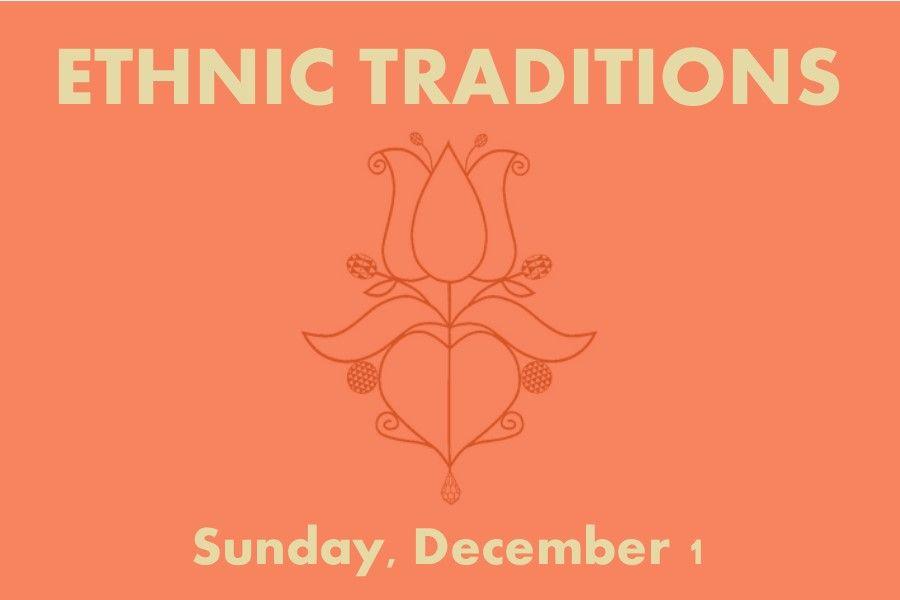 2019 Ethnic Traditions
