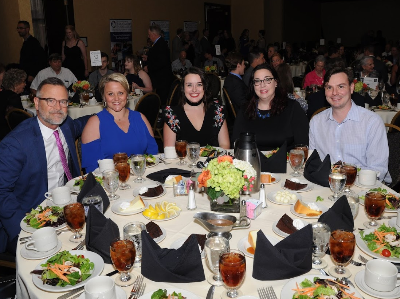 Click HERE for a photo gallery of the 2018 Hall of Fame Banquet