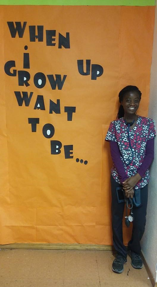 Kamila Sanusi, 16, Past Participant