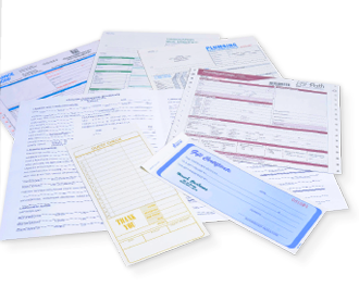 Forms - Carbonless, Continuous, Invoices & Checks