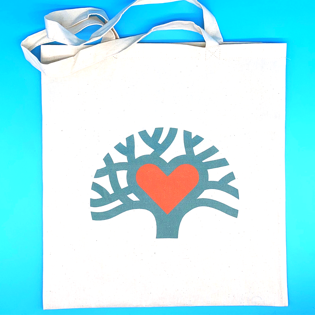 Foster Care and Adoption Shopper Tote Bag