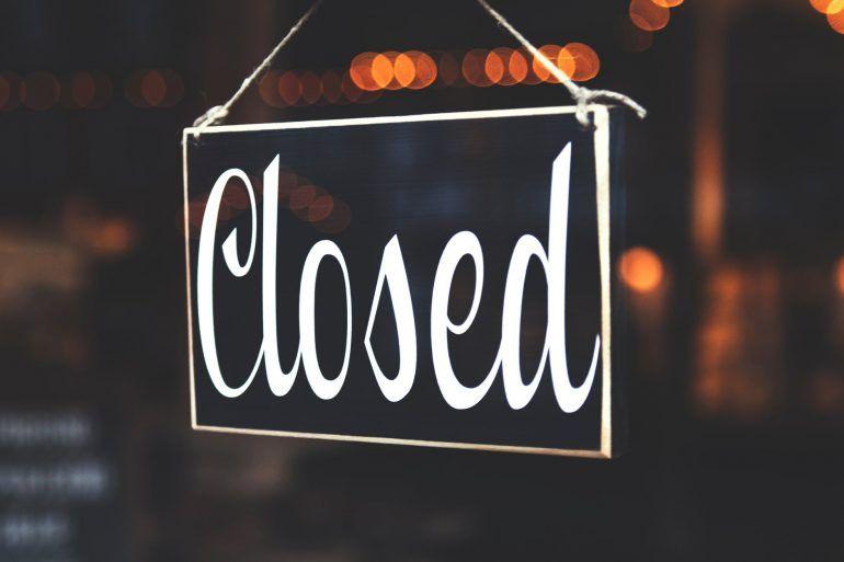 MSA Office Closed