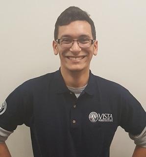 Maximo Vazquez, AmeriCorps Vista 2016-17 (City Hall)
