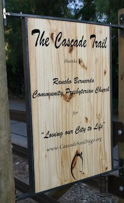 Park and Trail Signs