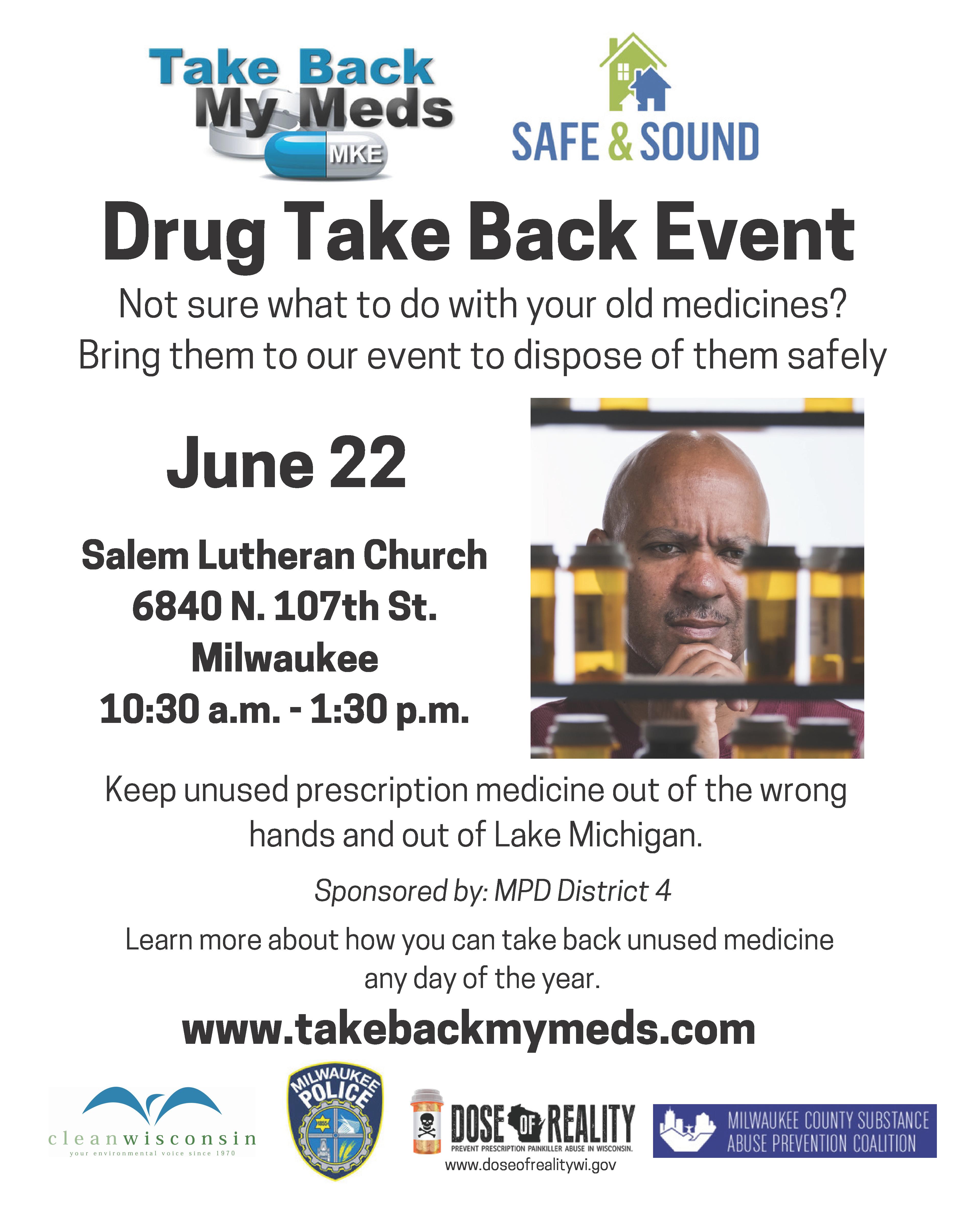 Drug Take-Back Event