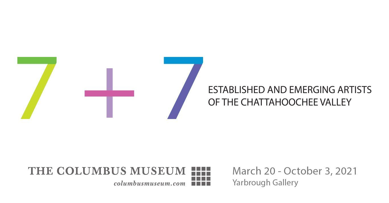 7 + 7: Established and Emerging Artists  of the Chattahoochee Valley