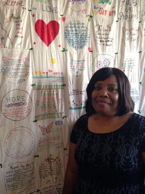 Milwaukee Women's Center's Myrtle Dillon