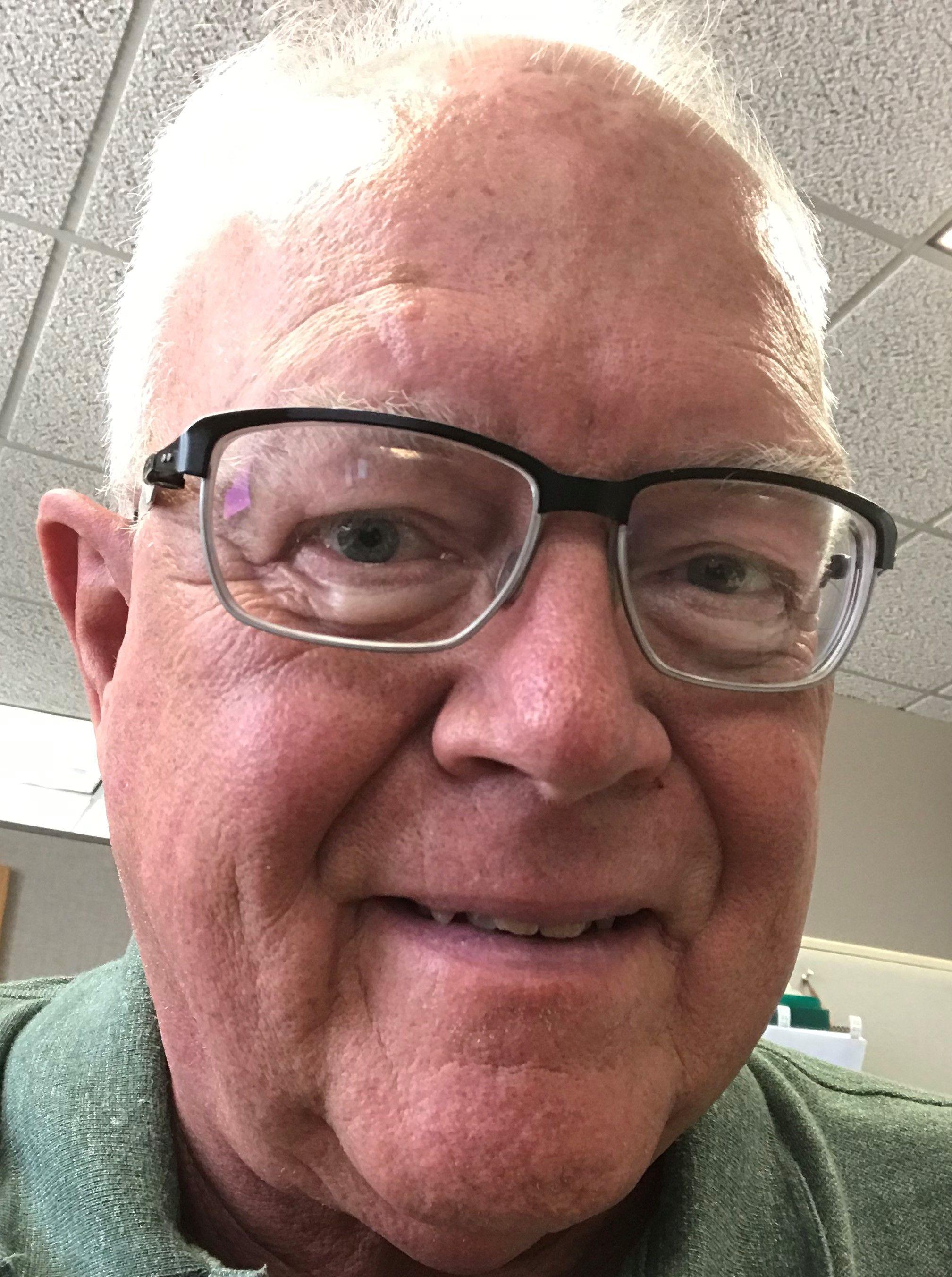 Frank Faughn, Treasurer