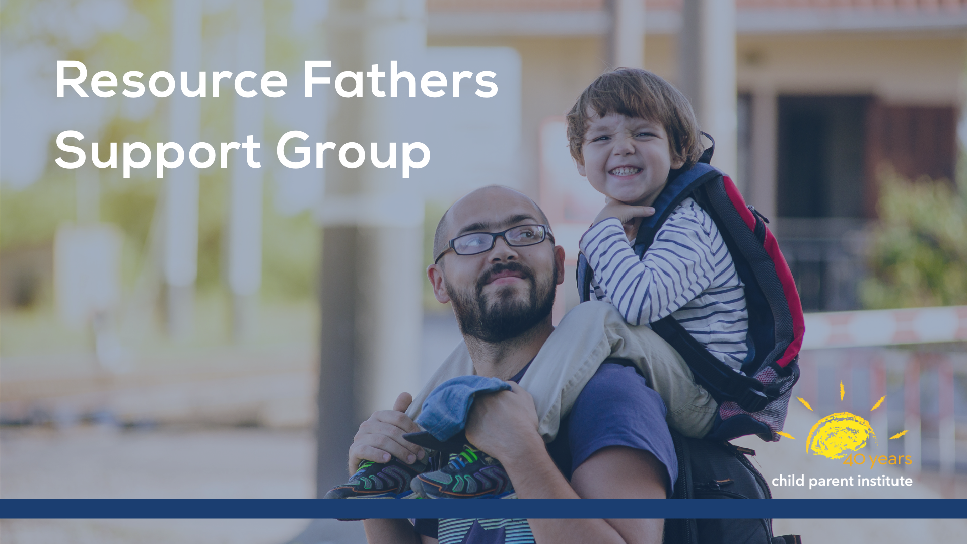 Resource Fathers Support Group
