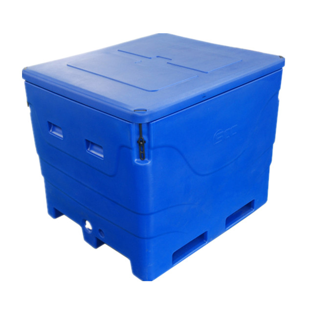 Fish Feed Storage Containers