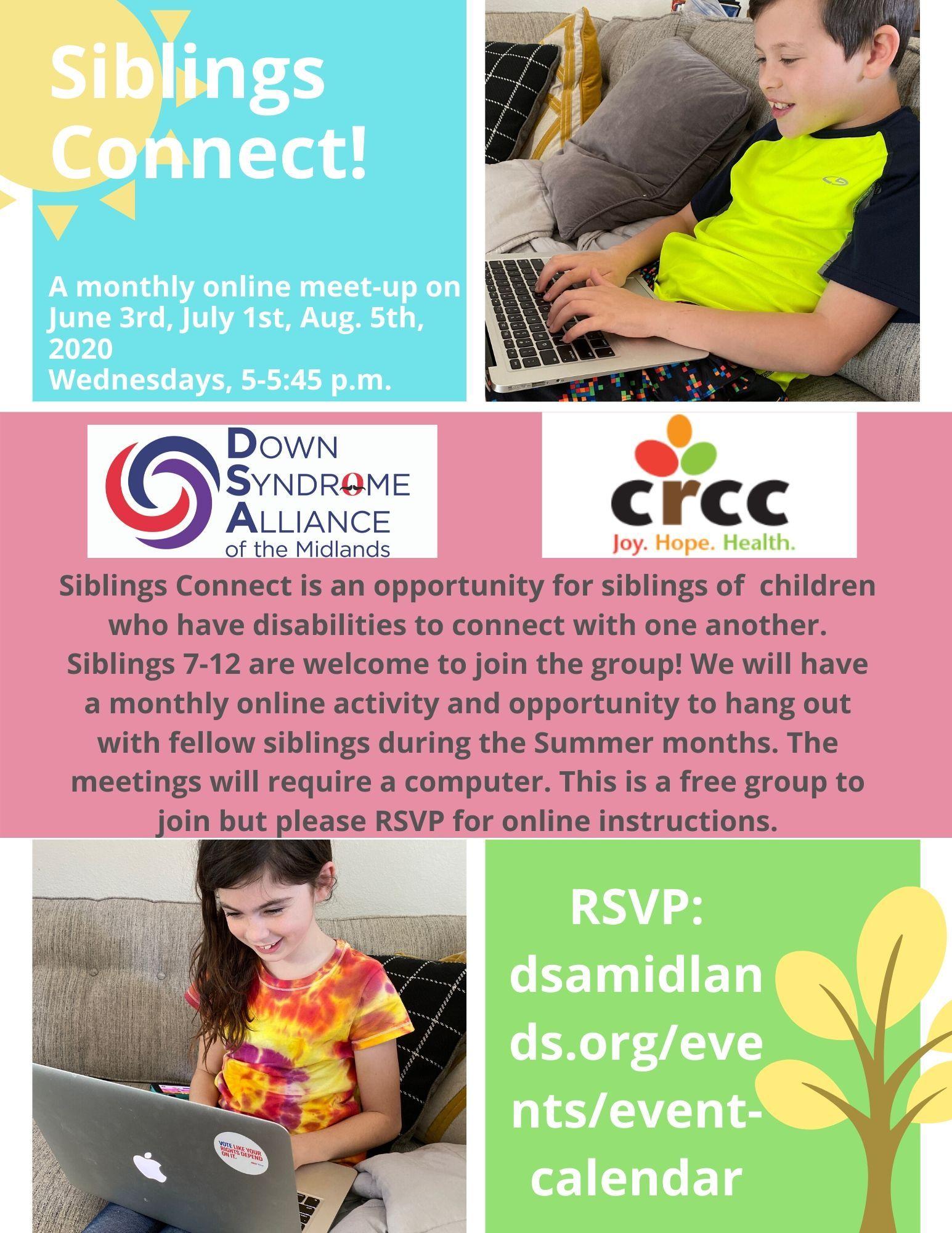 Siblings Connect