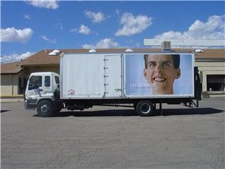 Thrift Store Trucks to Carry Image Campaign