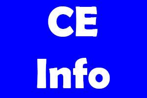 CE Info