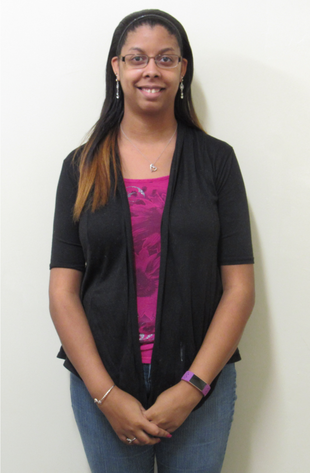 Moriyah Claxton - Director of Food Services