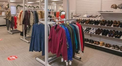 Men and women's clothes