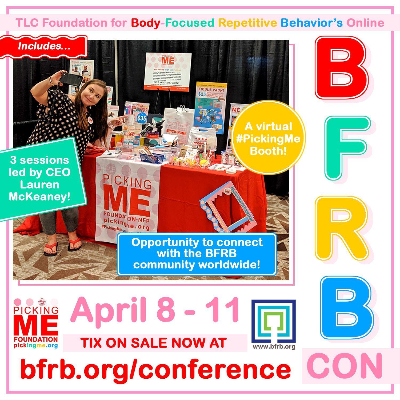 TLC's Virtual BFRB con!