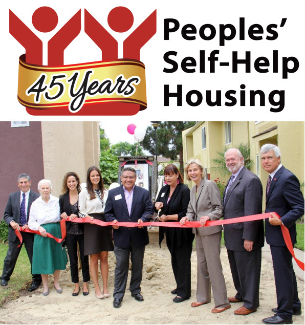 Peoples' Self-Help Housing Breaks Ground on Major Housing Rehabilitation Project in Old Town Goleta