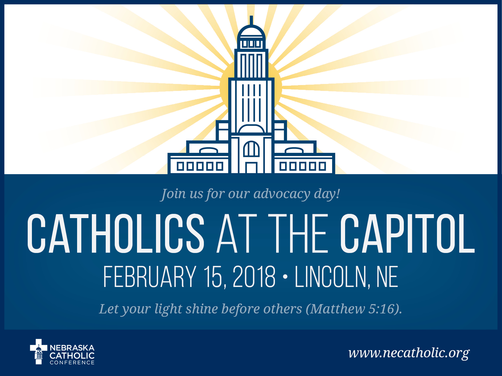 Catholics at the Capitol