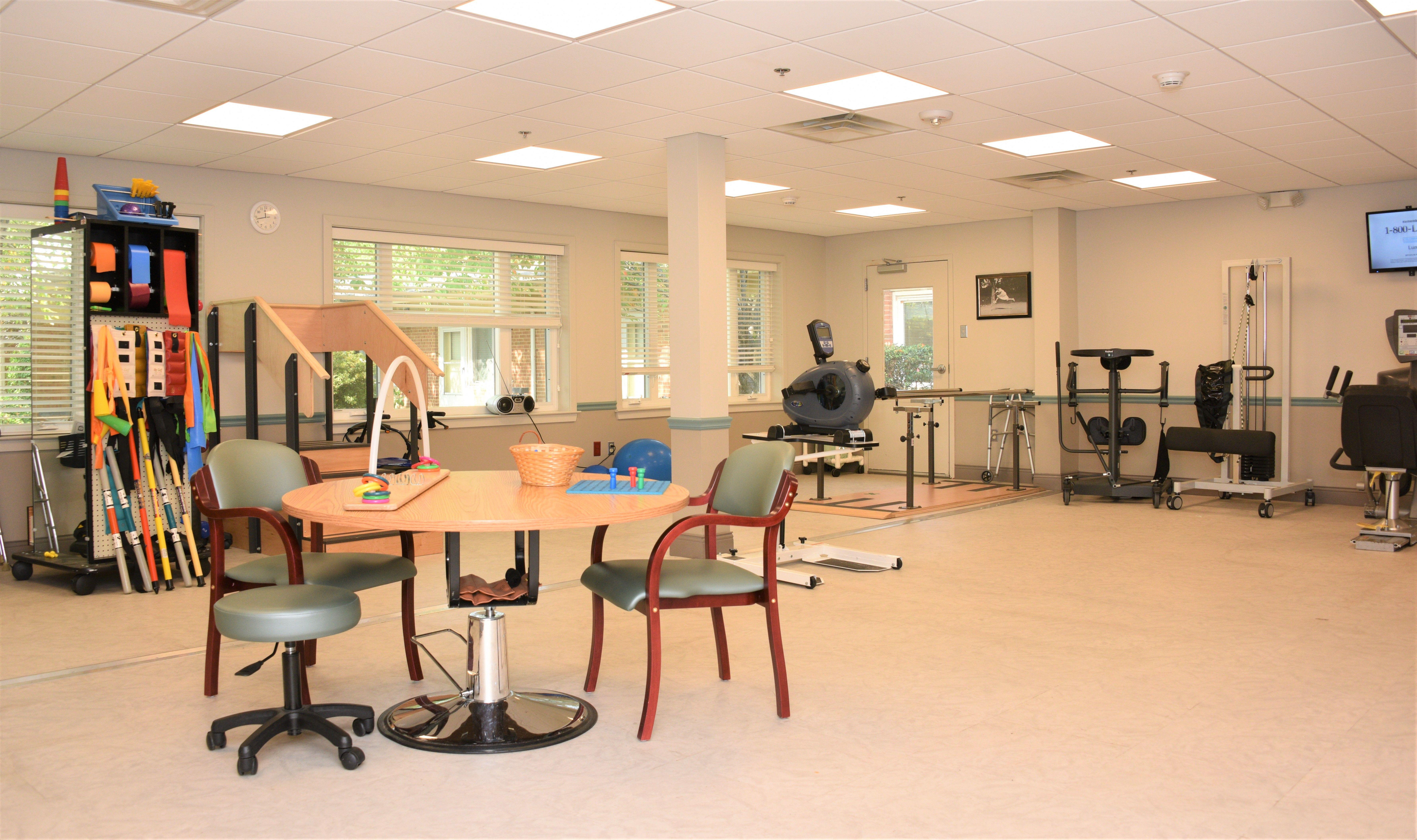 Karen Friedman Rehab Center