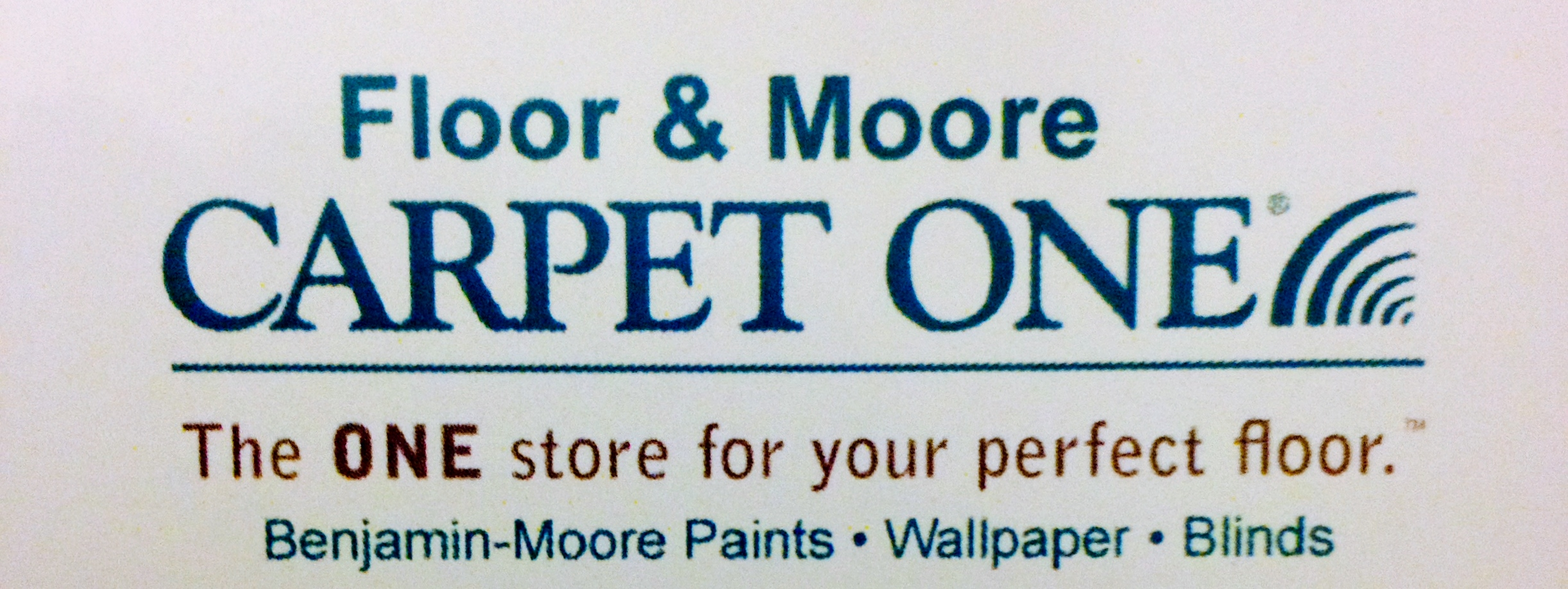 Carpet One Floor and Moore Inc.