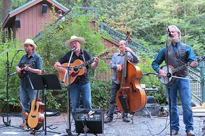 BLUEGRASS & BBQ DRAWS BIG CROWD AUGUST 20TH