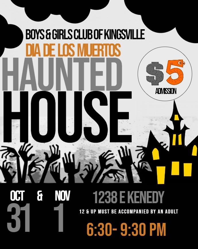 BGCK Haunted House