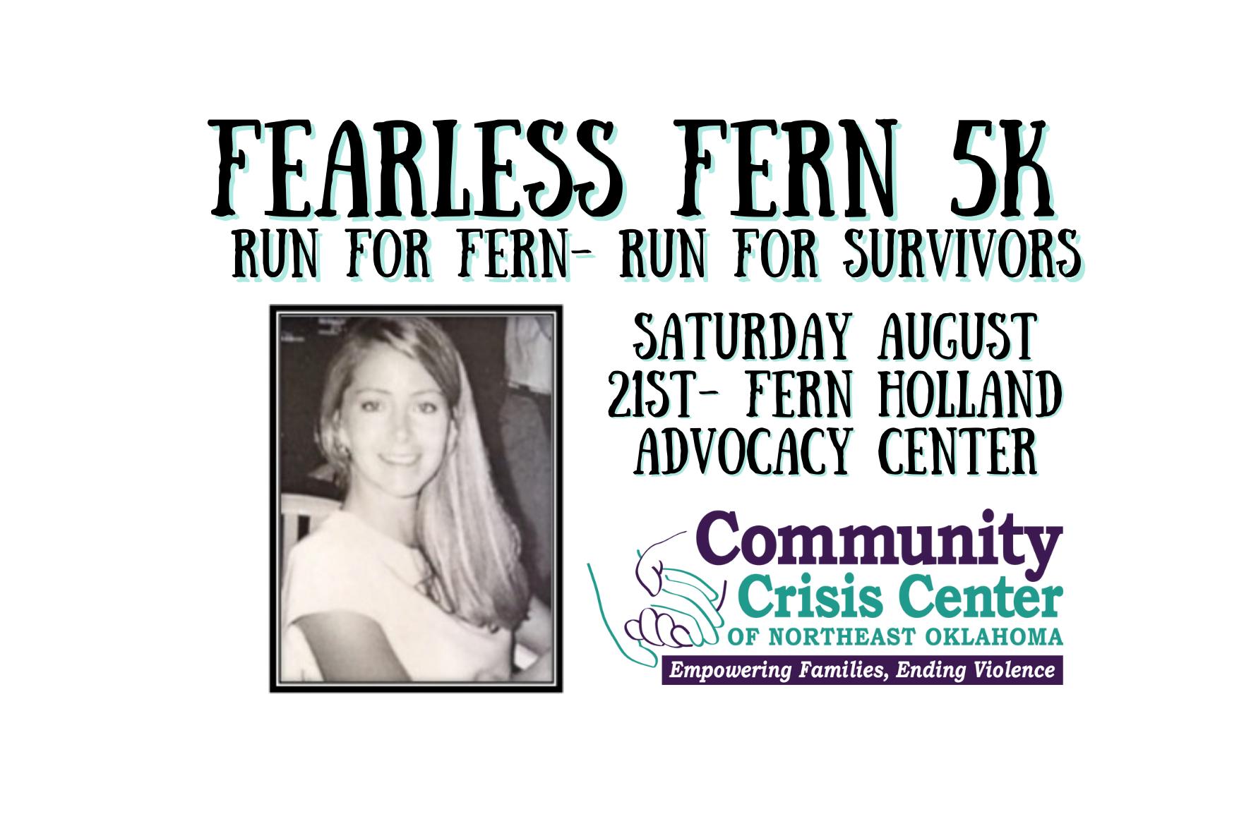 Fearless Fern 5K & 1-Mile Walk