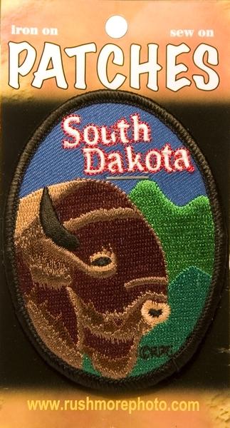 SD Buffalo Patch