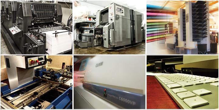 Equipment Collage