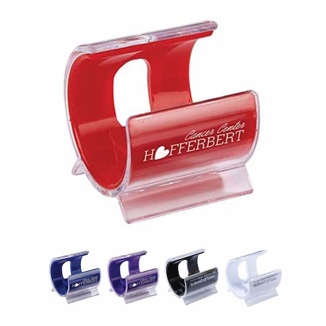 Custom Clam Cell Phone Holder