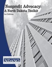 NDANO Advocacy Toolkit Cover