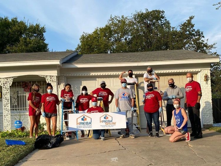 2020 Trinity Habitat Cowtown Brush-Up