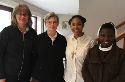 Three Felician Sisters Prepare for Perpetual Profession of Vows