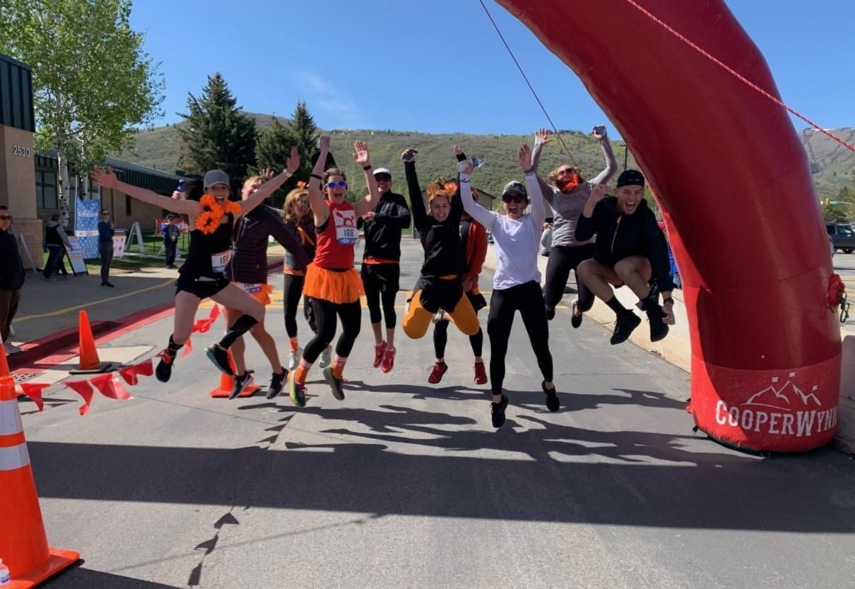 900 Racers Ran With Ed, Raising $280,000 For Park City Education Foundation
