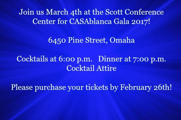6th Annual CASAblanca Gala