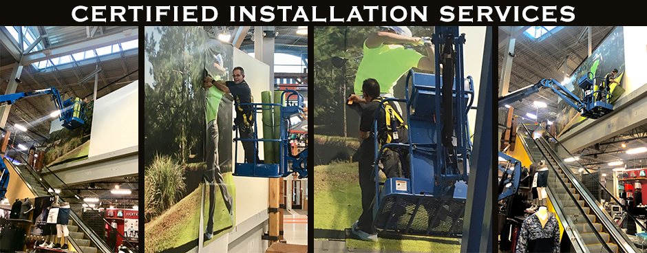 Certified Installation Services
