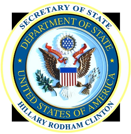 U30175 - Department of State Personalized Carved 3D Wall Plaque