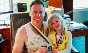 Newton Boston Marathon runners finish what they started a year ago