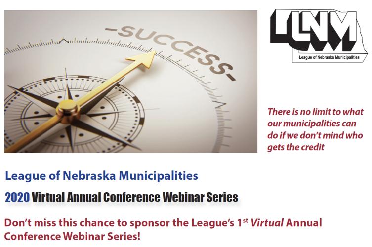 *Sponsor Registration* Annual Conference Webinar Series